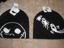 Jack Skellington Knit Watch Cap Ghosts NWT Disney Parks