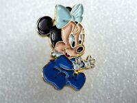 Pin's vintage épinglette collector personnage Minnie Bébé Lot DISNEY 109