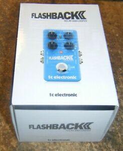 TC Electronic Flashback 2 Digital Delay Guitar Effect Pedal with MASH