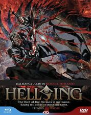 Hellsing Ultimate Vol. 4 Ova 7-8 (Blu-Ray+Dvd) DYNIT