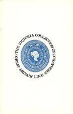 Cataloghi D'ASTA Victoria COLLEZIONI RL 1974/5 CON P / R SUPERBA linea-INCISA