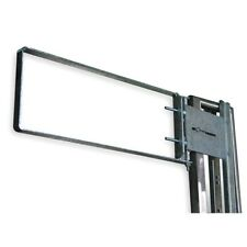 FABENCO A71-33 Adjustable Safety Gate, 34-36 1/2 In, Galv Steel