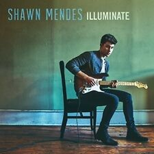 Illuminate [2017 Deluxe Edition] by Shawn Mendes (CD, May-2017, Island (Label))