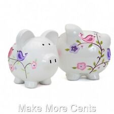 Child to Cherish Love Bird Piggy Bank - FREE SHIPPING