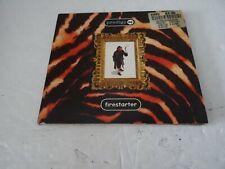 Prodigy - Firestarter Molotov Bitch XL Recordings 5012093507026 CD Single 1996