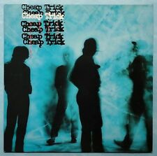 CHEAP TRICK ~ STANDING ON THE EDGE ~ 1985 UK 10-TRACK LP RECORD ~ EPIC EPC 26374