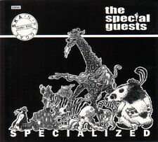 SPECIAL GUESTS, THE  Specialized CD (1998 Special Music) neu!
