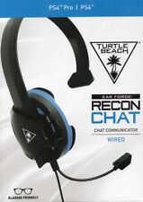 Turtle Beach Recon Chat PS4 Headset wired chat communicator
