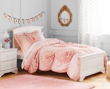 Better Homes and Gardens Kids Ruffled Flowers Bedding Comforter Set Full/Queen