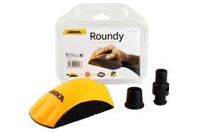 MIRKA Roundy dust-free hand sanding block pad