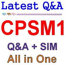 ISM Foundation of Supply Management CPSM1 Exam Q&A PDF+SIM