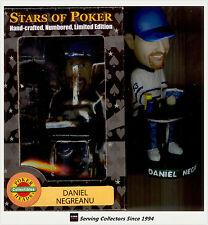 Pokers Stars Bubble Head-- Poker Star: Daniel Negreau