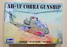 55-5321 Revell 1/48th Scale Bell Ah-1F Cobra Gunship Plastic Model Kit