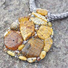 """Amber Pendant 24 - 29.99"""" Fine Necklaces & Pendants"""