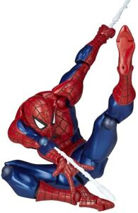 Amazing Yamaguchi No.002 Spider Man Marvel Comics Kaiyodo Japan