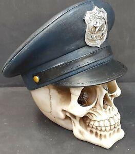 POLICEMAN SKULL