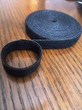 "Velcro ® One Wrap ® Fire Retardant Nylon Strap Hook - Loop 5/8""- 1"" in 2 colors"