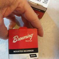 "NEW BROWNING Set Screw Bearing Standard 1""  pn#- 765243 / VER-216"