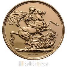 Oro Completo Soberano mejor valor moneda de oro