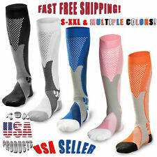 Compression Socks 20-30mmHg Sport Medical Grade For Men Women Plantar Fasciitis