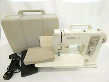 Bernina 801 Matic Sewing Machine w Hard Case & Accessories