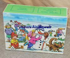 Annaberger Puzzle Spielen im Schnee, 120 Teile, 350 x 250mm, Art.Nr. 67353