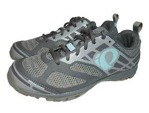 Womens Pearl Izumi W X-ALP Seek V Shoes Cycle Touring Size 40, US 9.5 Blue Gray