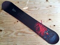 151cm Lamar Snowboard Cruiser 154 Full Wood Core Canada