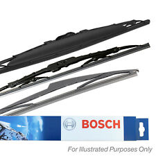 Fits Vauxhall Vectra B Estate Bosch Superplus Front & Rear Wiper Blades