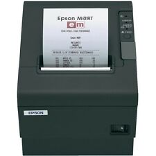 EPSON TM-T88IV - M129H THERMAL RECEIPT TICKET PRINTER - RJ45 NETZWERK - BLACK
