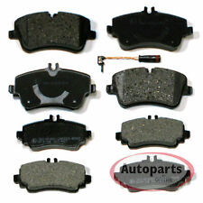 Nr 13047027112 ATE Ceramic Belagsatz VA passend für Mercedes A-,B-Klasse