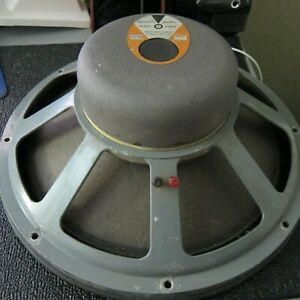 """JBL D140F Speaker, 15"""", 8-16 Ohms, ready to be installed in your cabinet"""