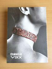 VIXX 2nd Album Chained Up Control ver KPOP CD Photobook Photocard Paper Sticker