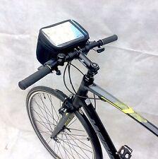 Fahrrad Tasche Lenkertasche Gepäcktasche mit Fenster für Karte Handy Navi Route
