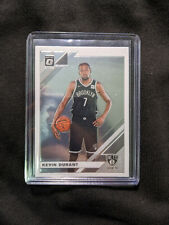 2019-20 Panini Optic #112 Kevin Durant 1st Brooklyn Jersey