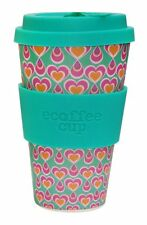 Ecoffee CUP Coffee To Go Becher 124 Itchykoo Kaffeebecher Bambus Bamboo Deckel