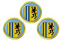 Chemnitz (Allemagne) Marqueurs de Balles de Golf