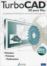 29915: TurboCAD Mac 3D [Neuf]