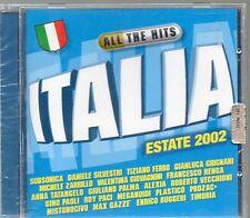 ALL THE HITS ITALIA 2002 TIZIANO FERRO PALMA SUBSONICA VALENTINA GIOVAGNINI
