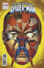 (2017) PETER PARKER THE SPECTACULAR SPIDER-MAN #1 1:25 CASSADAY VARIANT COVER!