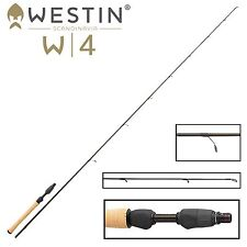 Westin W4 Light Stick L 195cm 3-10g, Ultra Light Spinnrute für Barsch und Zander