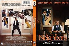 Neighbors ~ New DVD ~ John Belushi, Dan Aykroyd (1981)