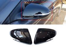 Genuine OEM Black Side Mirror Cover 2Pcs (Fits: HYUNDAI 2017+ Elantra Avante AD)