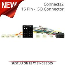 C2 16 Pin-ISO Harness Adapter Lead│For Pioneer DEH-P90DAB/DEH-P9800BT Car Stereo