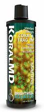 BRIGHTWELL KORALMD CORAL FRAG & LIVE ROCK DIP Make items clean & bug free 250 ml