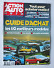 MAGAZINE - ACTION AUTO MOTO N° 5 - SEPTEMBRE 1994 *