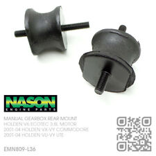 NASON GEARBOX MOUNTS 5 SPD MANUAL V6 ECOTEC 3.8L MOTOR [HOLDEN VX-VY COMMODORE]