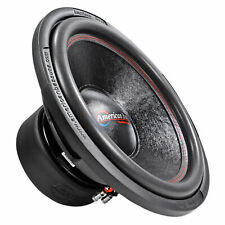 """American Bass XD-1522 2000w 15"""" Car Subwoofer Sub, 3"""" Voice Coil/200 Oz Magnet"""