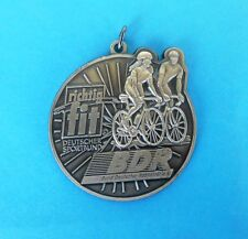 GERMANY CYCLING FEDERATION ( BDR ) - nice rare sport medal RRR