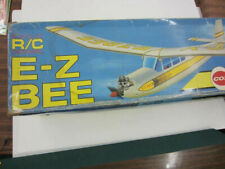 Vintage Cox 90471 R/C E-Z BEE Radio Control .049 Gas Airplane New w/Box
